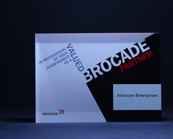 Brocade : Brocade Partnership
