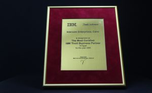 IBM: the most certified IBM Tivoli Business Partner 2005