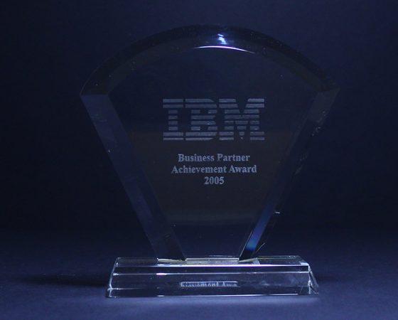 IBM : Business Partner Achievement Award