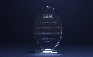 IBM : Contribution Award