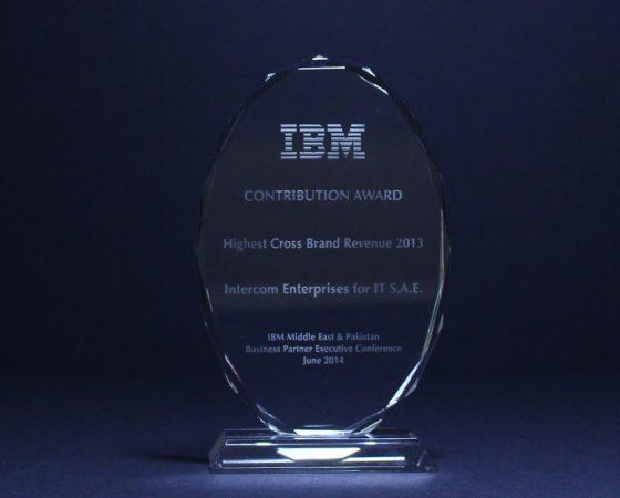 IBM : Contribution Award