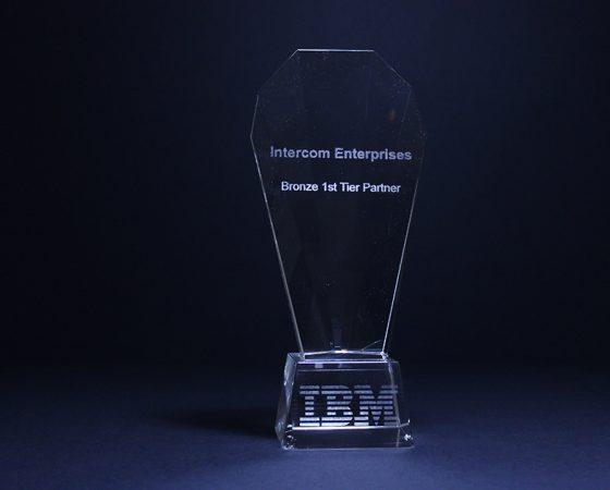 IBM : Bronze 1st Tier Partner