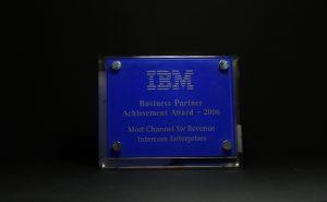 IBM: Business Partner Achievement Award 2006