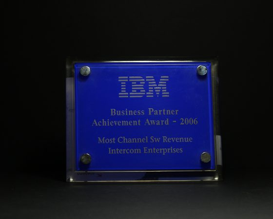 IBM: Business Partner Achievement Award 2006