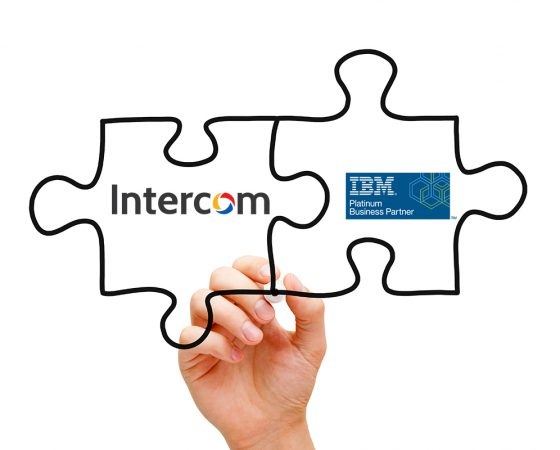 Intercom Enterprises Platinum Partner of IBM