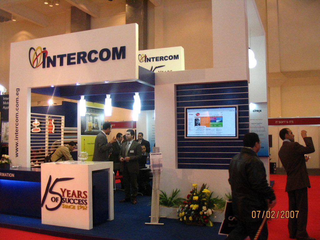 Cairo ICT Conference and Exhibition 2007