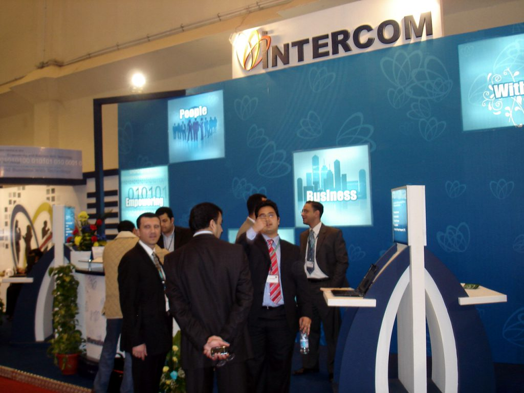 Intercom Sponsoring Cairo ICT 2008