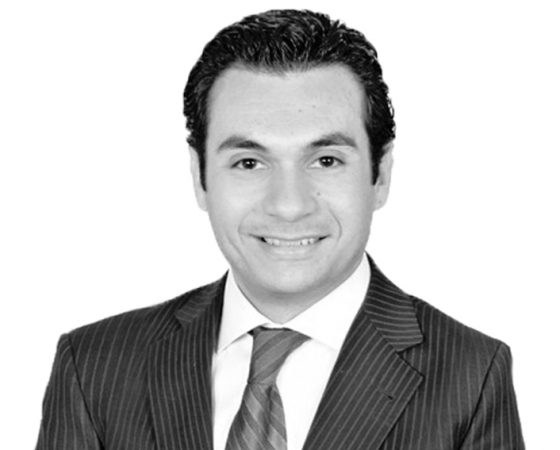 Ismail El Kammash as Managing Partner and CEO